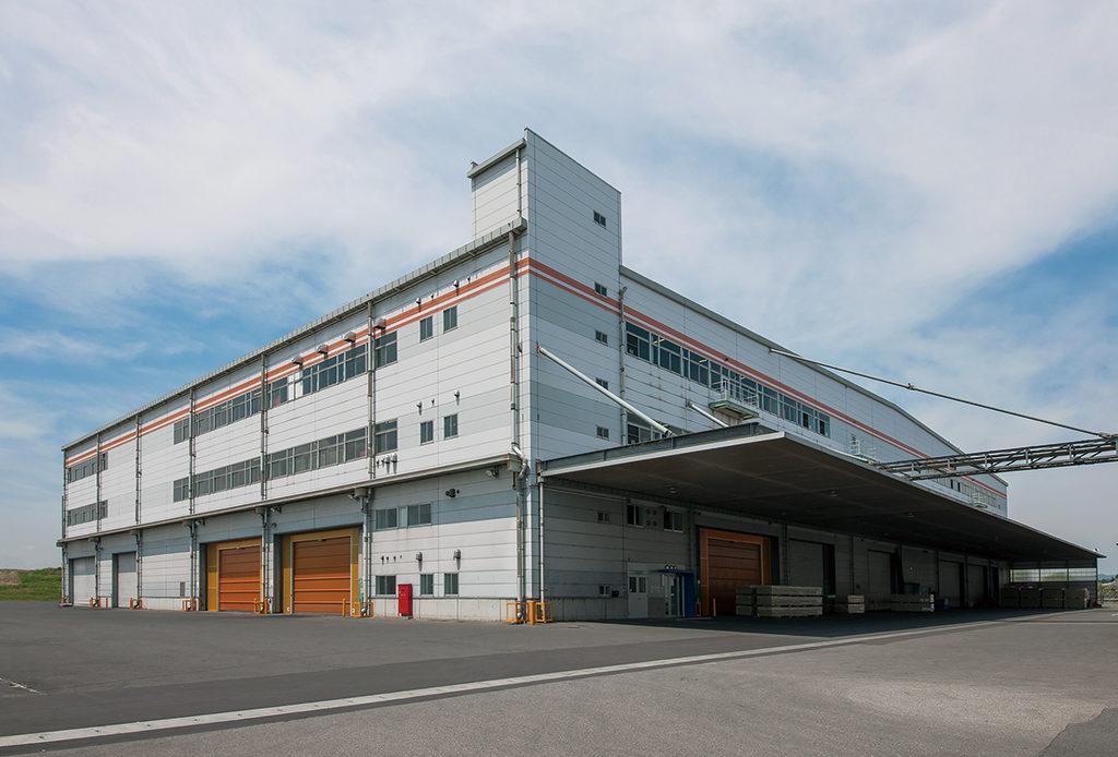 スタイロ加工株式会社 本社・栃木工場